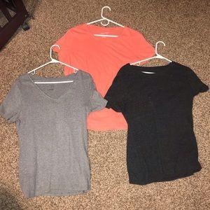 Three Cotton Shirts